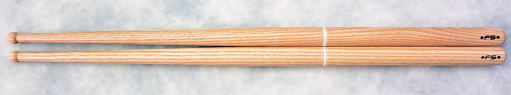 FS D1 ashwood hardwax snare drum sticks 250820