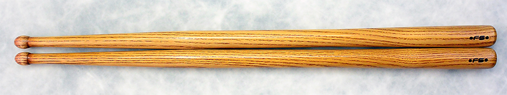 FS D4 ashwood shellac snare drum sticks 250820