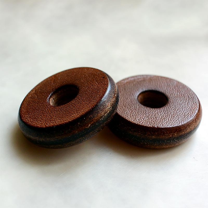 FS R7 Leather timpani mallets